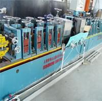 永穗不锈钢制品管生产机