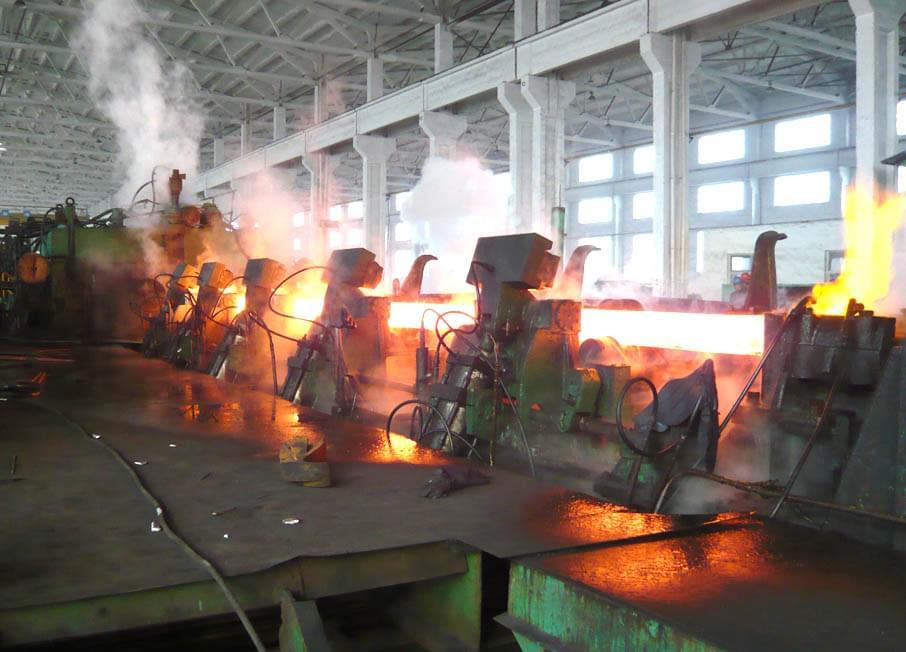 永穗流体无缝管生产机器