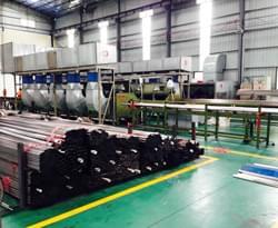 永穗不锈钢管材生产材料