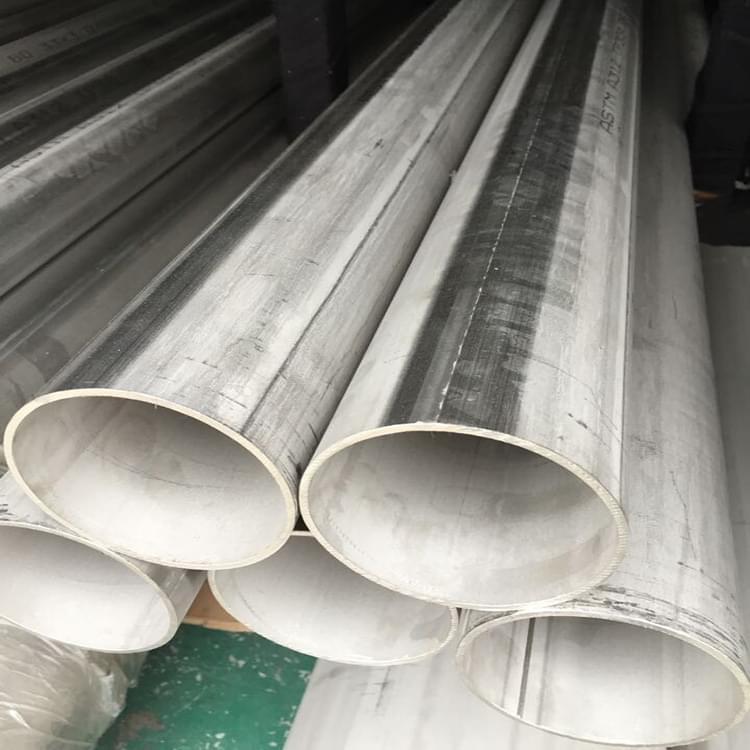 不锈钢工业流体管仓库