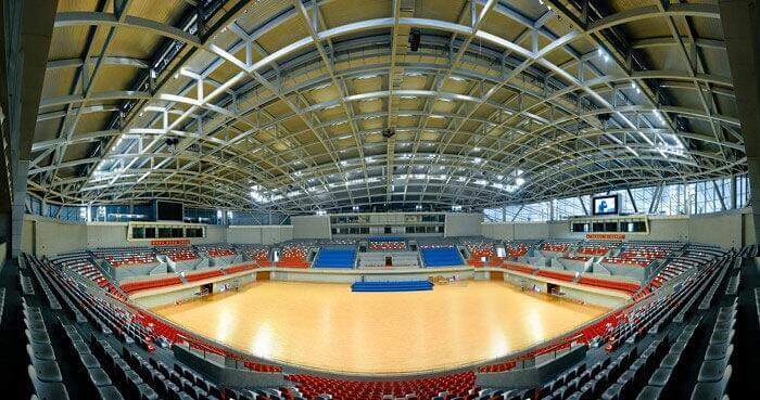 亚运体操场馆-综合体育馆