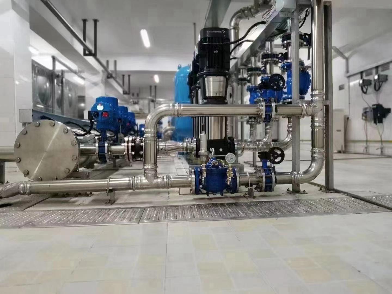 发达国家不锈钢水管成为主流水管