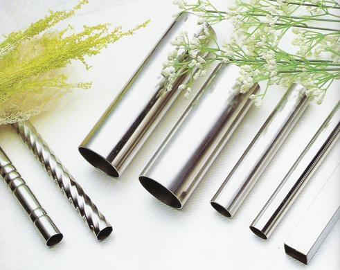 永穗用环压式不锈钢管做水管安全可靠,卫生环保,密封性能好,安装图片