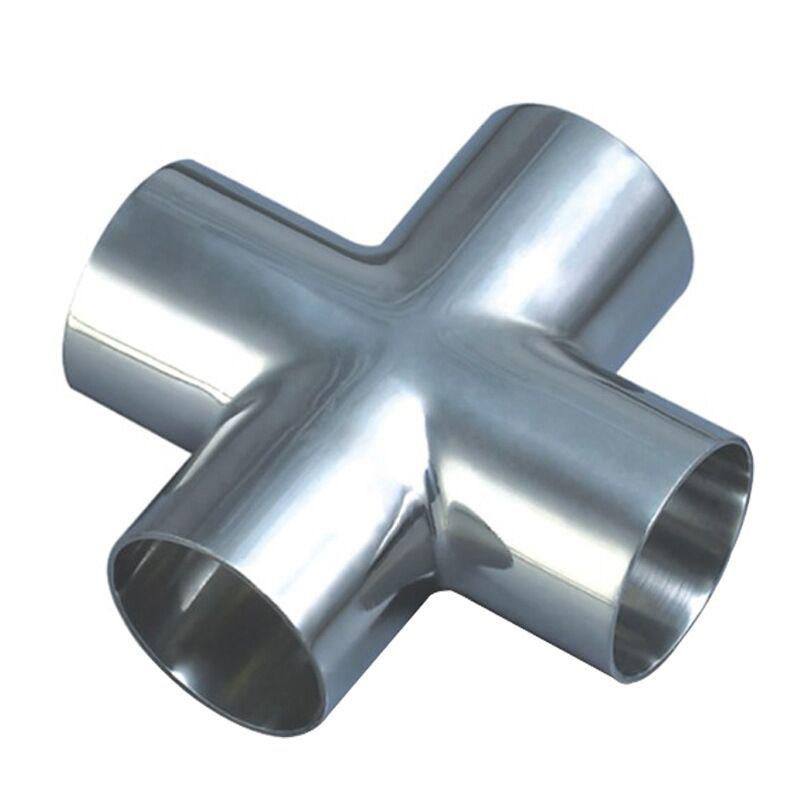 卫生级焊接式四通